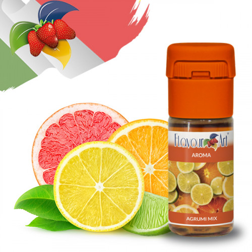 Ароматизатор FlavourArt Citrus Mix Flavor - Цитрусовий мікс