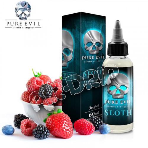 Жидкость Sloth Pure Evil