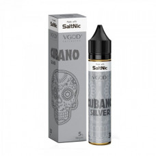 Рідина Cubano Silver SaltNic VGOD