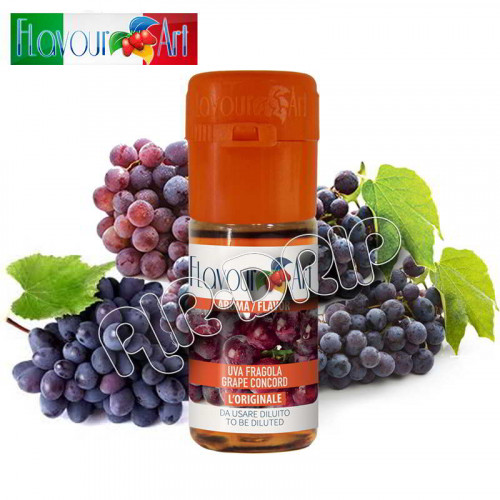 Ароматизатор FlavourArt Grape Concord Flavor - Виноград Конкорд