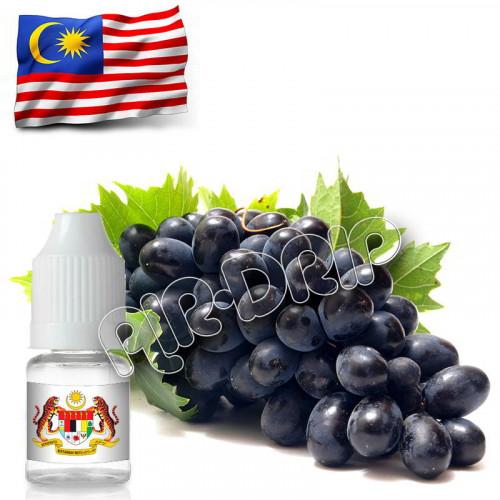 Малайзійський ароматизатор Black Grape Flavor - Чорний виноград