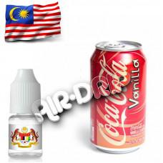 Малайзійський ароматизатор Cola Vanilla Flavor - Ванільна кола