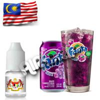 Малайзийский ароматизатор Fanta Grape Flavor - Виноградная фанта