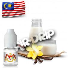 Малайзійський ароматизатор Vanilla Milk Flavor - Ванільне молоко