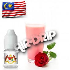 Малайзійський ароматизатор Rose Bandung - Трояндове молоко