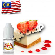 Малайзійський ароматизатор Strawberry Cheesecake Flavor - Полуничний чізкейк