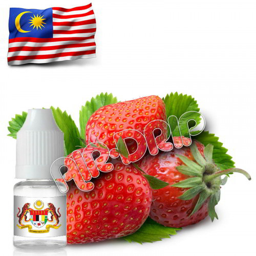 Малайзійський ароматизатор Strawberry Flavor - Полуниця