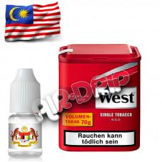 Малайзійський ароматизатор West tobacco Flavor