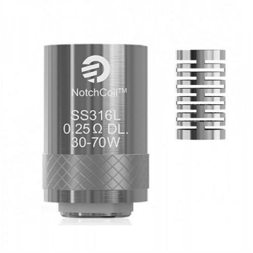 Испаритель Joyetech Notch Coil 0.25 ohm DL
